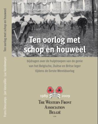 Het boek telt 327 bladzijden en is nog verkrijgbaar: - voor leden aan 15€ (+eventueel 7€ verzendingskosten) - voor niet leden aan 25 € (+eventueel 7€ verzendingskosten). Kan o.a. besteld worden via: tfront@live.be Bedrag overschrijven op de rekening van de W.F.A. BE 33 737-1051677- 46, met vermelding: boek Ten oorlog met schop en houweel
